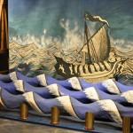Prorrogada la exposición «Entre bastidores»: Nuevo rumbo en el Museo del Quijote, que será un espacio abierto a las asociaciones