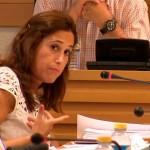 PSOE y Ganemos rechazan retomar el proyecto de smart city y Rosa Romero les acusa de tener un modelo de ciudad que «huele a naftalina»