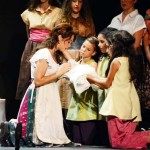 Amplia respuesta de público al proyecto de 'La Teatrería' de Torralba en el Festival Nacional de Teatro y Títeres Patio de Comedias