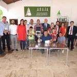Los tractoristas solaneros copan los primeros puestos del Concurso de Habilidad en FERCAM