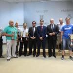 Julián Martín-Albo, de La Solana, gana el II Concurso de Arada en FERCAM