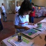 Valdepeñas: Cruz Roja reparte 21.000 kilos de alimentos en la primera fase del programa FEAD