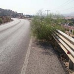Puertollano: Atribuyen el accidente de un ciclista de 15 años al mal estado de la variante del minero