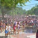 Zurra 2015: Fiesta campal
