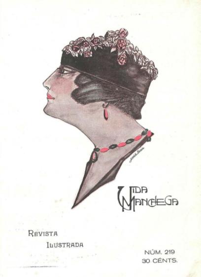1918-11-25. Vida Manchega