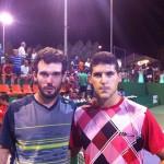 Samuel Arauzo y Quino Muñoz disputarán la final del III Challenge Club Recreativo Repsol