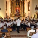 La Banda de CC y TT Cadetes de Ntro. Padre Jesús Rescatado clausura la Masterclass con un concierto