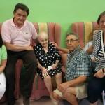 Daimiel: Una residente del Azuer cumple 100 años