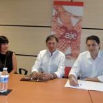 AJE Ciudad Real se interesa por las oportunidades de internacionalización en la República Dominicana