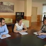 La consejera de Economía propone a Alcázar de San Juan ser el motor que impulse el desarrollo socioeconómico de la comarca