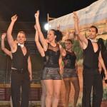 Más de 600 personas disfrutaron del Festival Canción Española y Flamenco en el Coso de la Cuerda