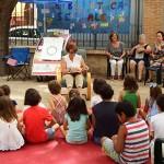 La Biblioteca Municipal de Socuéllamos «se sale»
