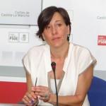 """Blanca Fernández: """"El último trasvase es el precio que Castilla-La Mancha paga porque Cospedal mantenga su puesto de secretaria general de los populares"""""""