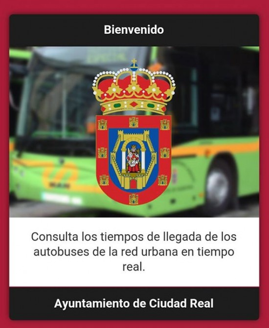bus real