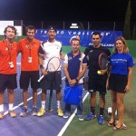 Los favoritos alcanzan las semifinales del Trofeo Challenge en Puertollano