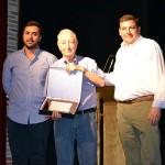 López Mozo reivindica la actividad teatral en pequeñas ciudades en el 9º Festival de Artes Escénicas de Calzada