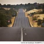 Caminos, doble exposición de dos alumnos de Alumbre