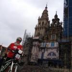 Carmen Lozano lleva su cruzada por la sensibilidad química múltiple a Santiago de Compostela