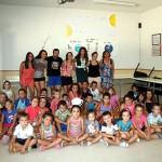 Cursos y talleres para todas las edades llenan las jornadas de las Actividades de Verano de Carrión de Calatrava