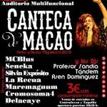Tequila, Canteca de macao, El chico amperio y el festival Muxismo Rock, oferta musical de las fiestas de Miguelturra