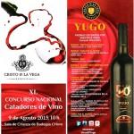 Bodegas Cristo de la Vega celebra el XL Concurso Nacional de Catadores de Vino