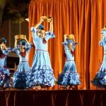 Daimiel: La Academia de baile Amanecer lució un repertorio variado en sus coreografías