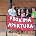 'El Búho Verde' alza el vuelo: Parados de Piedrabuena abren el bar de un complejo turístico abandonado