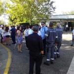 Vuelta a empezar: La plantilla de Elcogas retoma los paros de media hora