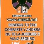 Llega 'Entaxi' a Miguelturra, la app para compartir taxi y ahorrar dinero en los viajes