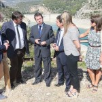 """El presidente de Castilla-La Mancha exige un debate """"serio"""" y """"sincero"""" a nivel nacional sobre el futuro del trasvase Tajo-Segura"""