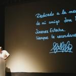 """Más de medio centenar de personas disfrutó del estreno de """"Entre luces y sombras"""""""