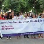 Ciudad Real: Concentración en repulsa por el doble crimen de Cuenca