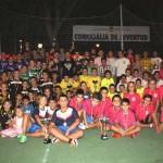 Puertollano: La entrega de medallas y trofeos pone el punto y final al Torneo 3×3 de Fútbol