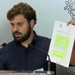 """Ganemos vincula el caso de la Vereda de Moledores con la trama Gürtel y se pregunta en """"qué bolsillos estarán"""" los 160.000 euros """"desviados de fondos públicos"""""""