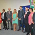 La alcaldesa da la bienvenida al nuevo gerente del Hospital de Tomelloso