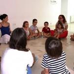 La musicóloga y pedagoga musical Arminda López imparte un Taller de Música y Movimiento para niños