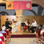 Diamond Chamber Player abre la VIII edición del Festival Internacional de Música Clásica de Villanueva de los Infantes