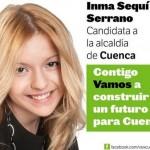 """VOX Ciudad Real condena la """"brutal agresión"""" a Inmaculada Sequí, presidenta del partido en Cuenca"""