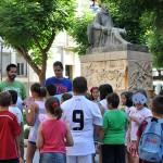 Ciudad Real vive el fin de 'Las locuras veraniegas de Don Quijote y Sancho Panza'