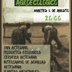 Martes de mercadillo agroecológico en La Purga