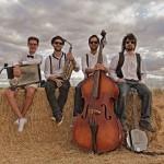 El rumor del bigote que incita a bailar: Old Dixieland Band presenta mañana su nuevo disco
