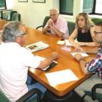Puertollano: La Oficina de Intermediación Hipotecaria reforzará su coordinación con Servicios Sociales