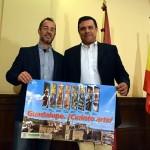 El Ayuntamiento de Poblete se suma a difusión de la celebración del año Jubilar Guadalupense
