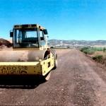 El Ayuntamiento de Porzuna acuerda el arreglo de varios caminos con la Comunidad de Regantes