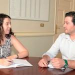Diputación y Ayuntamiento de Ciudad Real promoverán líneas de colaboración dirigidas a la juventud