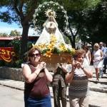Peralvillo celebra sus fiestas en honor a la Virgen Blanca