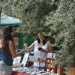 Daimiel: Artesanía y productos ecológicos en el Parterre