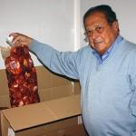 Nico Jamones dona más de 400 kilos de carne para repartirlos entre los más necesitados de la provincia
