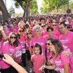 Ganamos todos: AMUMA se da un baño de solidaridad rosa