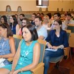 La UCLM acoge un encuentro de jóvenes investigadores en espectroscopia aplicada